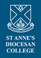 St Anne's Diocesan College helping distribute bears